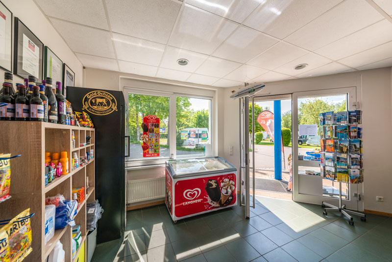 Kiosk - CAP
